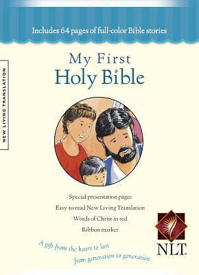My First Bible-NLT-Children
