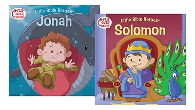 Picture of Solomon/Jonah Flip-Over Book