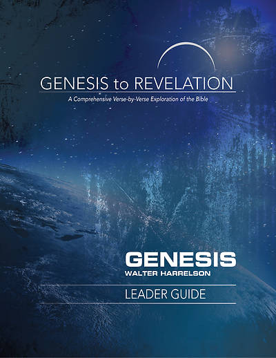 Picture of Genesis to Revelation: Genesis Leader Guide