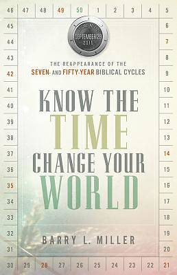 Know the Time, Change Your World