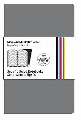 Moleskine Volant Large Ruled Notebook