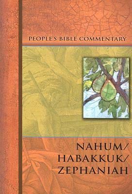 Picture of Nahum/Habakkuk/Zephaniah