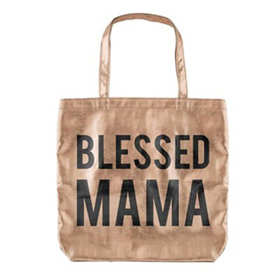Picture of Blessed MAMA Tote
