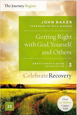 Picture of Getting Right with God, Yourself, and Others Participant's Guide 3
