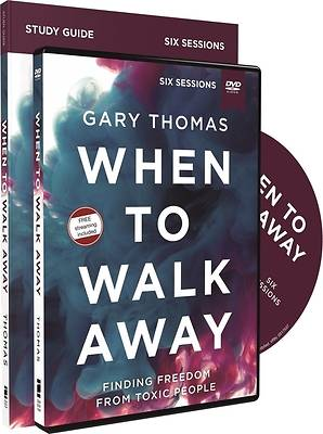When to Walk Away Study Guide with DVD