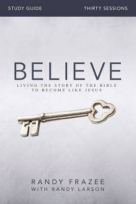 Believe Adult Study Guide with DVD
