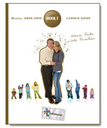 Picture of FaithWeaver Adult Leader Guide Winter 2009-2010