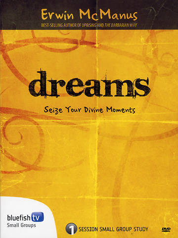 Dreams with Erwin McManus DVD