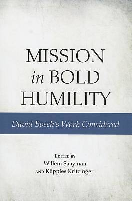 Picture of Mission in Bold Humility