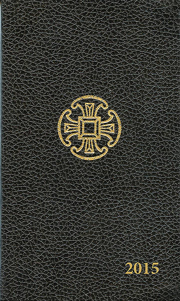The Christian Pocket Diary 2015