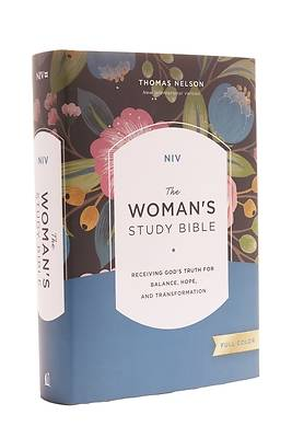 NIV, the Womans Study Bible, Hardcover, Full-Color