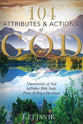 Picture of 104 Attributes and Actions of God