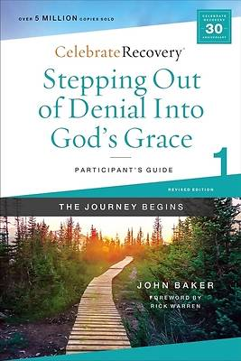 Picture of Stepping Out of Denial Into God's Grace Participant's Guide 1