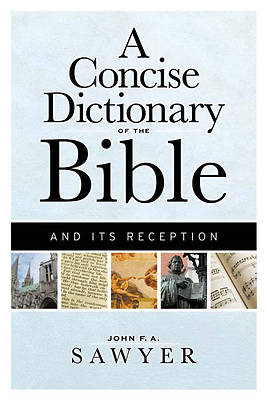 Picture of A Concise Dictionary of the Bible and Its Reception