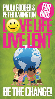 Love Life Live Lent, Childrens Booklet