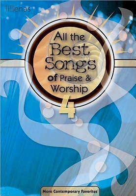 Picture of All the Best Songs of Praise & Worship 4