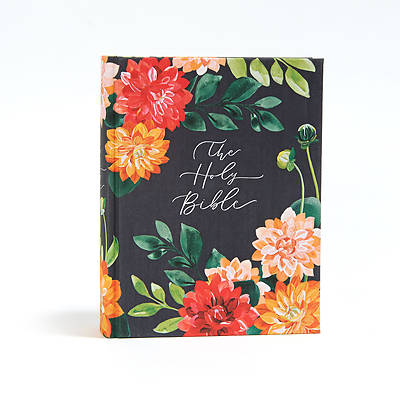 Picture of CSB Notetaking Bible, Hosanna Revival Edition, Dahlias