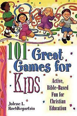 Picture of 101 Great Games for Kids - eBook [ePub]