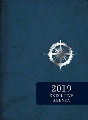 Picture of The Treasure of Wisdom - 2019 Executive Agenda - Midnight Blue