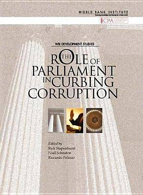 The Role of Parliaments in Curbing Corruption [Adobe Ebook]