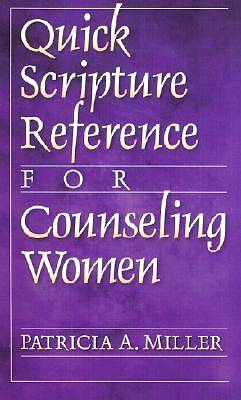 Picture of Quick Scripture Reference for Counseling Women