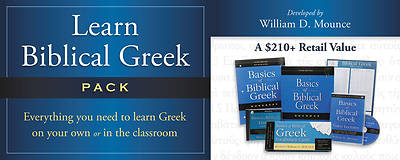 Picture of Learn Biblical Greek Pack