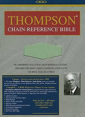 Thompson Chain Reference Bible-KJV-Handy Size