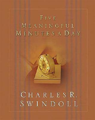 Picture of Five Meaningful Minutes a Day