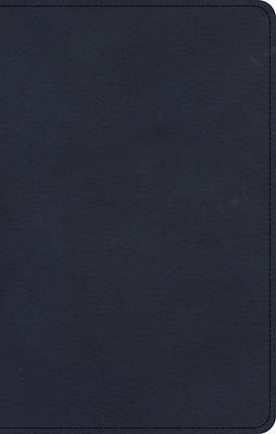 Picture of KJV Personal Size Bible, Navy Leathertouch