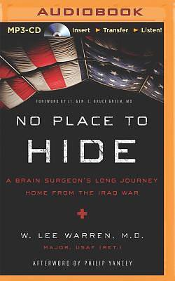 No Place to Hide Audiobook - MP3 CD