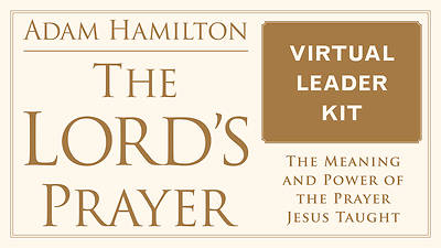 Picture of The Lord's Prayer Virtual Leader Kit