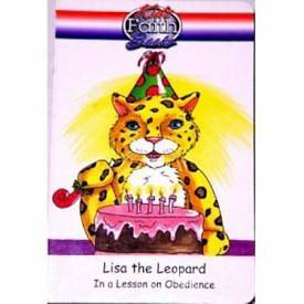 Lisa the Leopard in Lesson on
