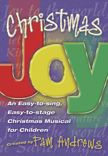 Christmas Joy Choral Book