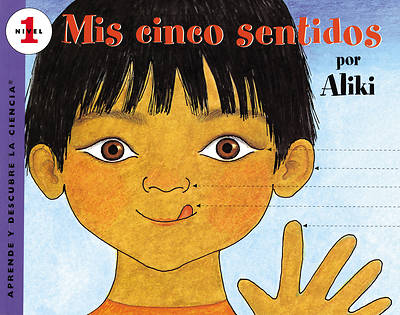 Picture of My Five Senses (Spanish Edition)