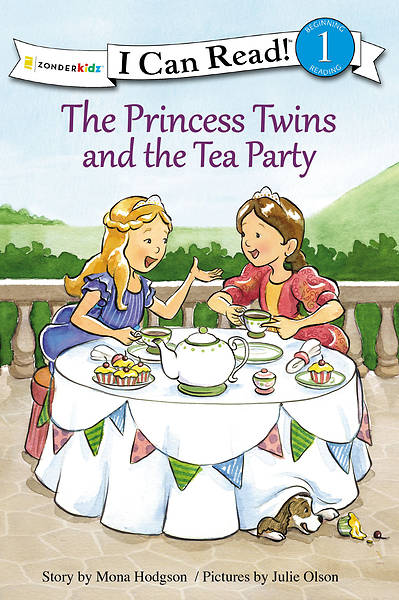 Picture of The Princess Twins and the Tea Party