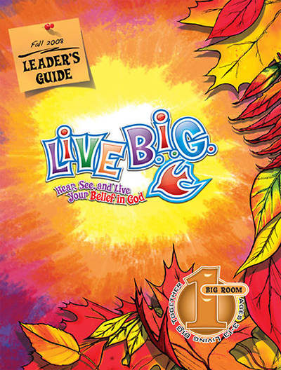 Picture of Live B.I.G. One Big Room Leader Fall