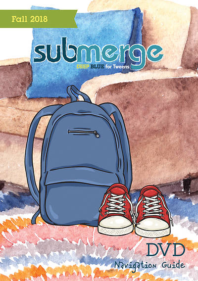 Submerge DVD Navigation Guide Fall 2018
