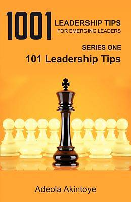 Picture of 1001 Leadership Tips for Emerging Leaders