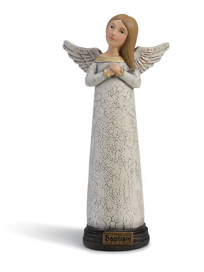 Picture of Baptism Prayer Angel