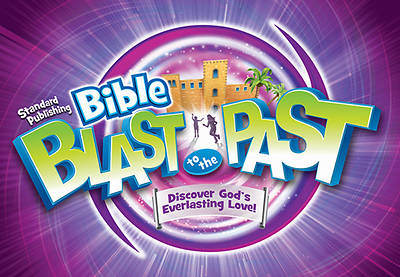 Standard VBS Bible Blast to the Past Starter Kit