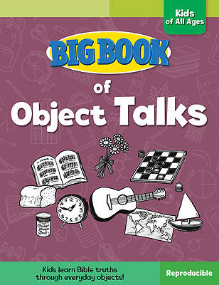 Picture of Big Book of Object Talks for Kids of All Ages