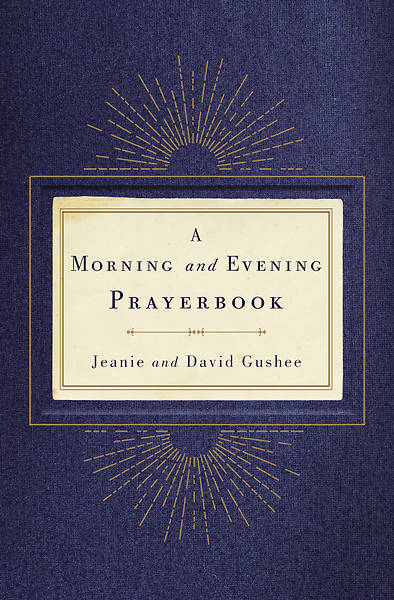 A Morning and Evening Prayerbook