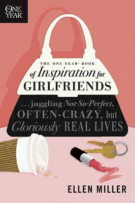 The One Year Book of Inspiration for Girlfriends [ePub Ebook]