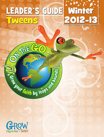 On the Go: Tween Leaders Guide Winter 2012-13