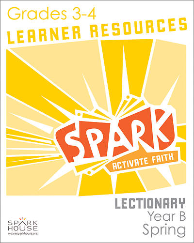 Picture of Spark Lectionary Grade 3-4 Learner Leaflet Year B Spring