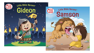 Picture of Samson/Gideon Flip-Over Book
