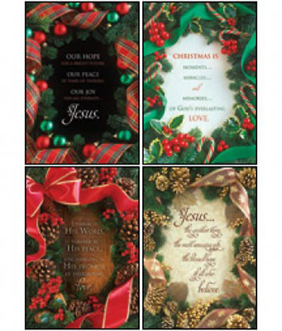 Picture of A Blessed Christmas Boxed Cards, Package of 12