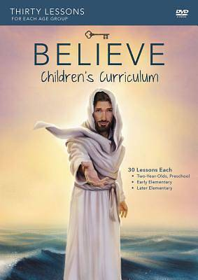 Believe Kids Curriculum CD-ROM