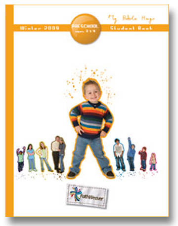 Picture of FaithWeaver Preschool Student Book Winter 2009-2010