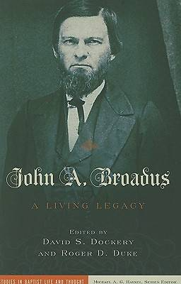 Picture of John A. Broadus